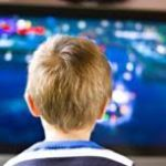 Do preschoolers who watch more TV spend less time reading?
